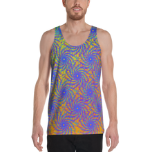 Load image into Gallery viewer, Twisting Nethers Tank Top - Astral Wizard Art