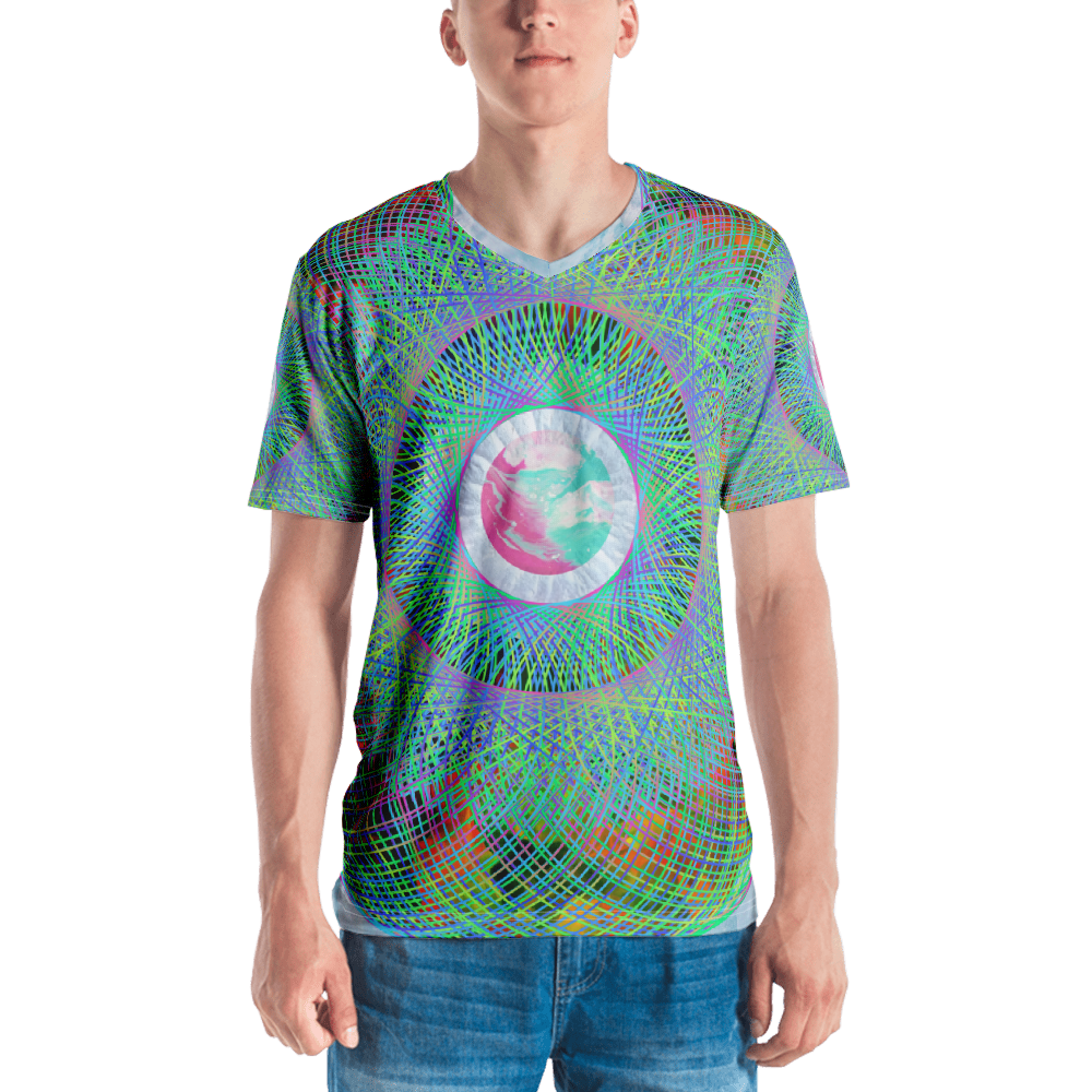 Midnight Clouds T-shirt - Astral Wizard Art