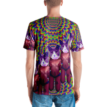 Load image into Gallery viewer, Trip Buddy T-shirt - Astral Wizard Art