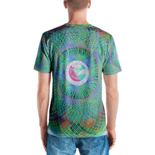 Load image into Gallery viewer, Midnight Clouds T-shirt - Astral Wizard Art