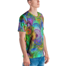 Load image into Gallery viewer, Spiralized T-shirt - Astral Wizard Art