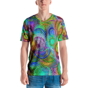 Spiralized T-shirt - Astral Wizard Art