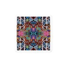 Load image into Gallery viewer, Mystical Worlds Sticker - Astral Wizard Art