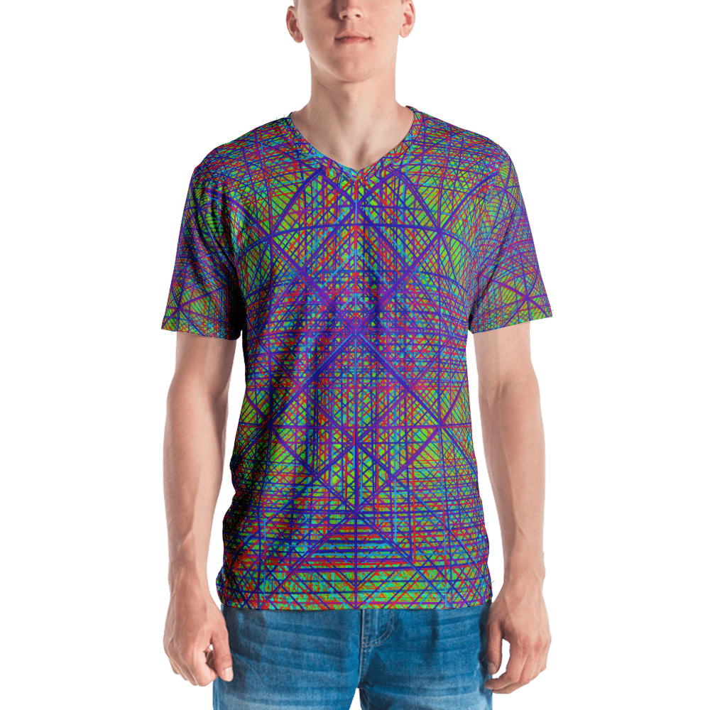 Ayahuasca Dreams T-shirt - Astral Wizard Art