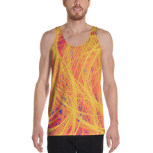 Load image into Gallery viewer, Phoenix Rising Tank Top - Astral Wizard Art