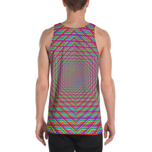 Load image into Gallery viewer, Lemon Rain Tank Top - Astral Wizard Art
