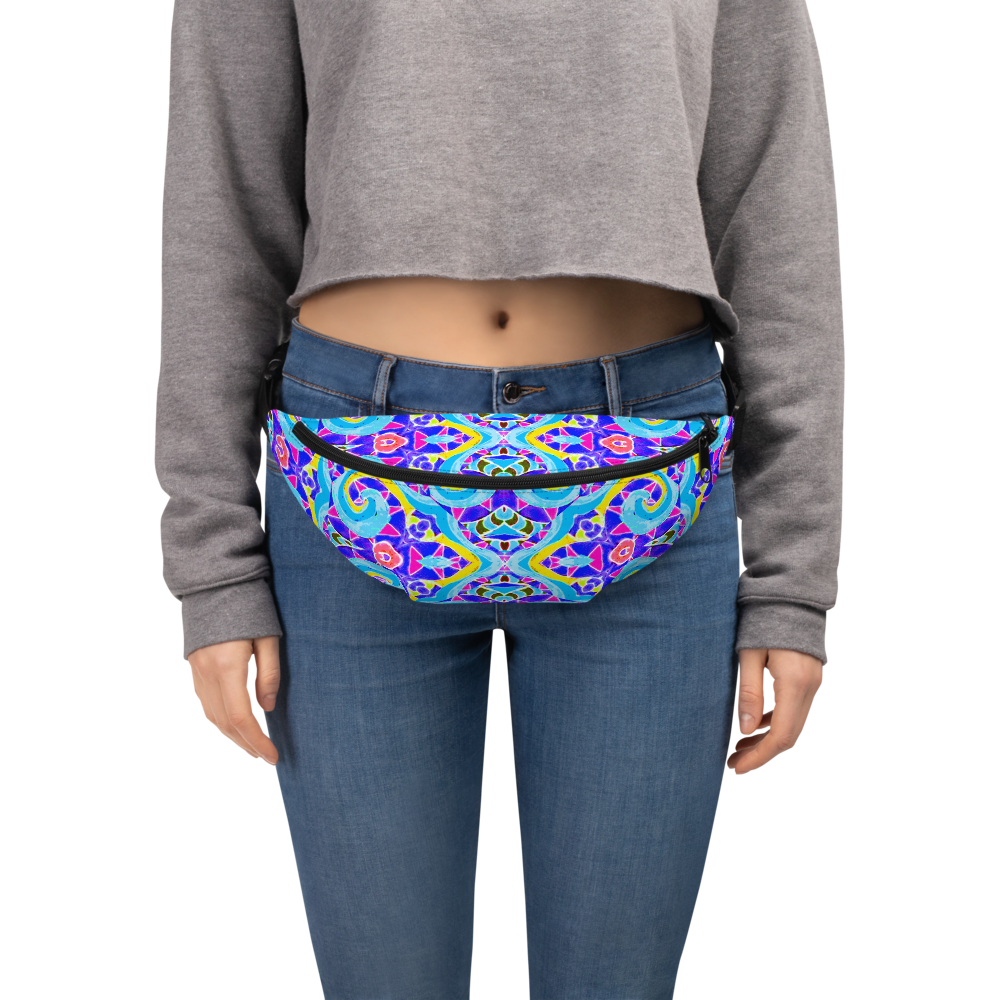 Euphoria Waist Pack - Astral Wizard Art