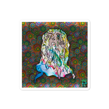 Load image into Gallery viewer, Ego Death Sticker - Astral Wizard Art