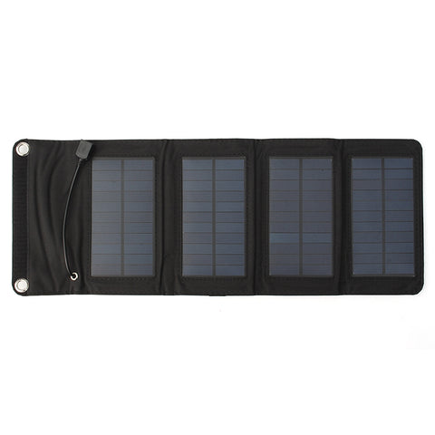 Folded Solar USB Charger, solar usb charger,- Rave Accessories