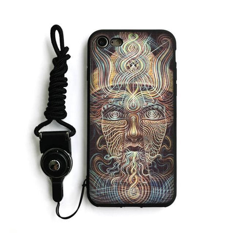 Hallucinogen iPhone Cover