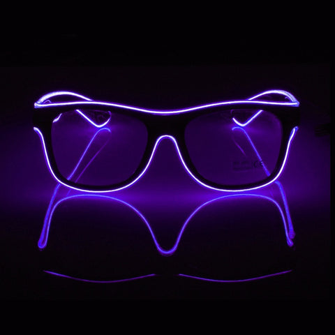 LED Glasses, LED Glasses,- Rave Accessories