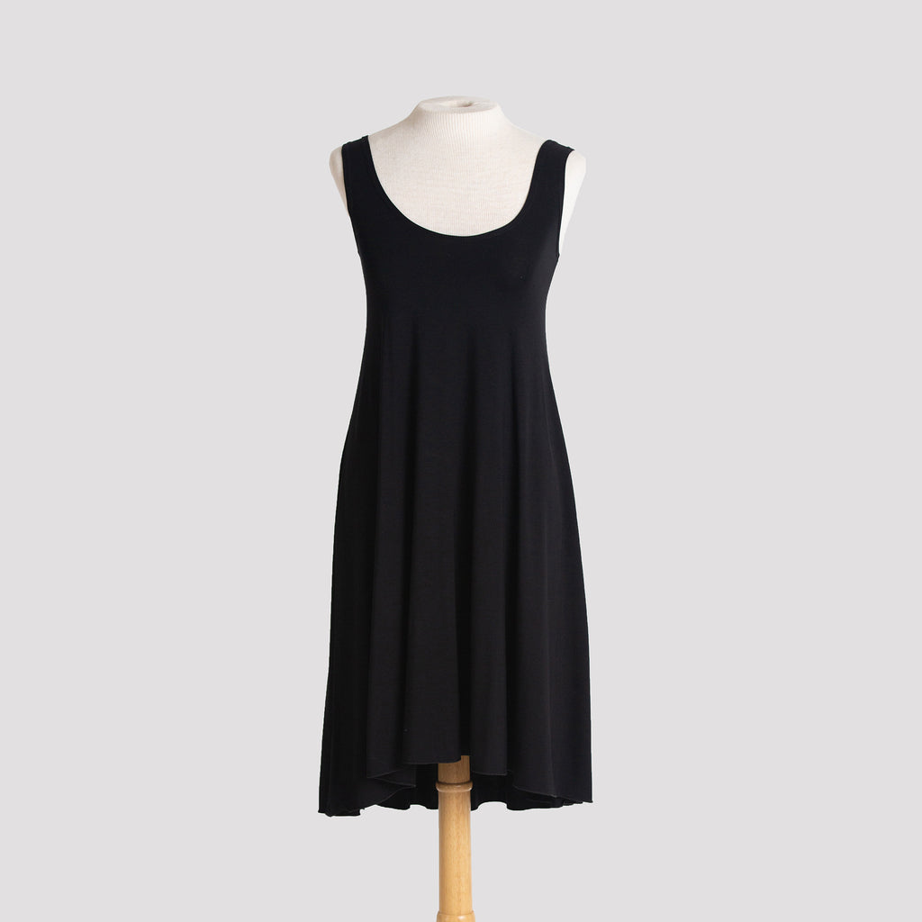 Olena Dress in Black