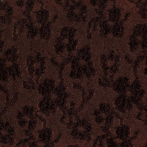 Chocolate Floral Lace