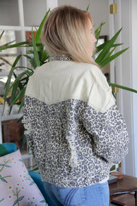 Animal Print Craze Jacket
