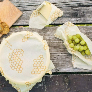 Bee's wrap® Lot de 3 I ReUseIt