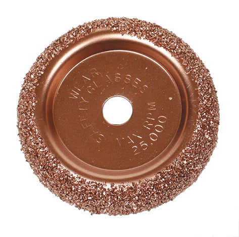 "Buffing Wheel, Fine Grit 2 1/2"" diameter"