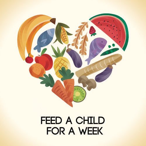 Feed a Child for a Week