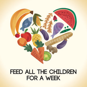 Feed ALL the Children for a Week