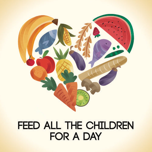 Feed ALL the Children for a Day