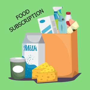 Recurring Subscription for Food