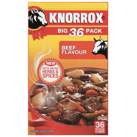 Knorrox Cubes