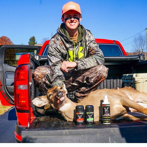 How to use the Stick Attractant from HOTT SCENTS