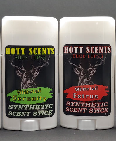 Whitetail Estrus & Serenity Synthetic Twin Pack