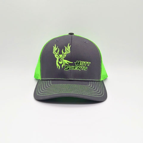 Safety Green HOTT Scents Hat