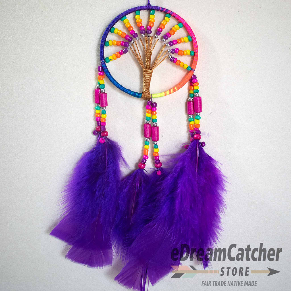 Tree of Life - Thread Dreamcatcher 3 inch