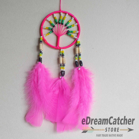 Image of Tree of Life - Thread Dreamcatcher 3 inch