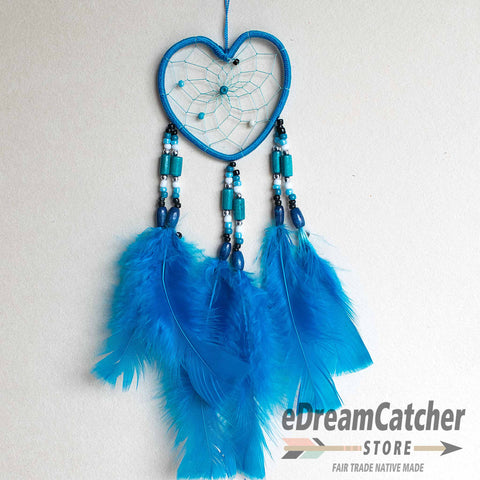 Heart Thread Dreamcatcher 3 inch