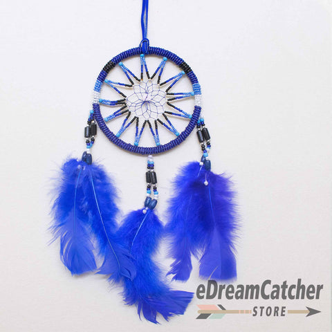 Beaded Dreamcatcher 4 inch