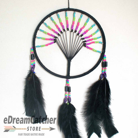 Image of Tree of Life Thread Dreamcatcher 6 inch