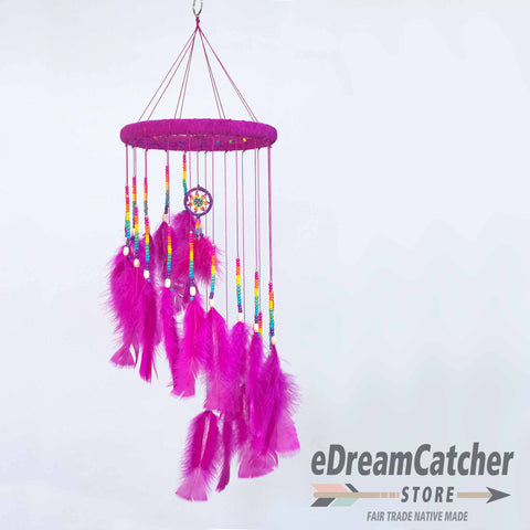 Mobile Dreamcatcher 6 inch
