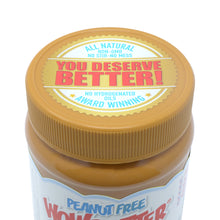 Load image into Gallery viewer, WOWBUTTER Natural Creamy 6 x 1.1lb Jars