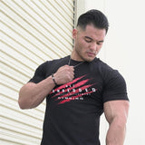 Exceptional Gym T-Shirt For Men - Gym Workout Shop
