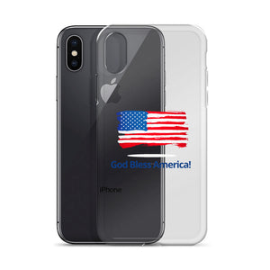 God Bless America! iPhone Case