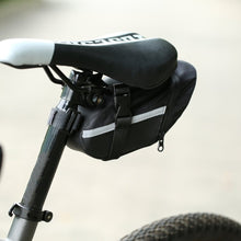 Load image into Gallery viewer, Bicycle Seat Saddle Bag