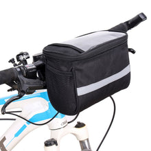 Load image into Gallery viewer, Bicycle Handlebar Bag