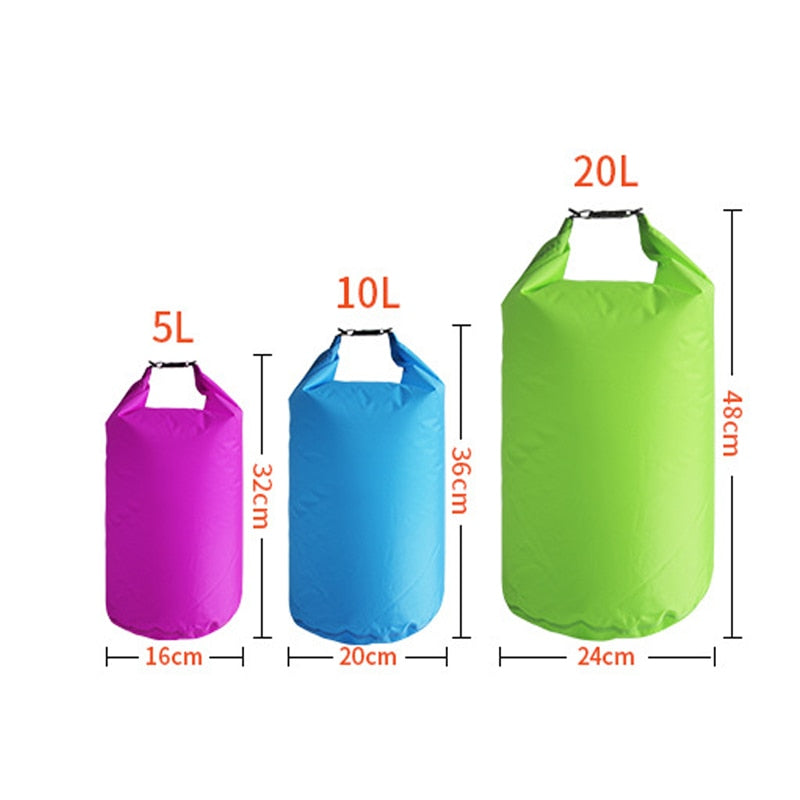 Waterproof Bag for Water Activities