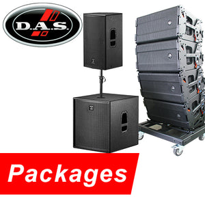 DAS Audio Packages