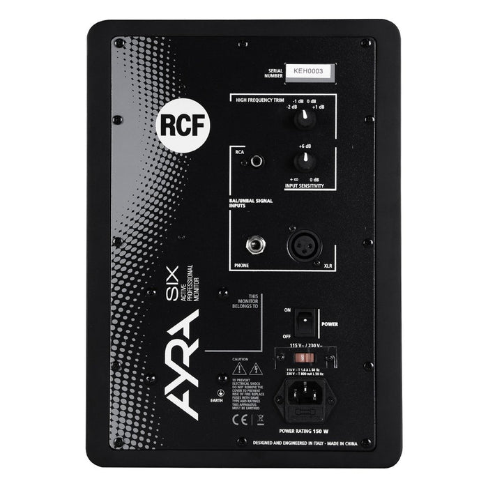 RCF Ayra Six Professional Monitor