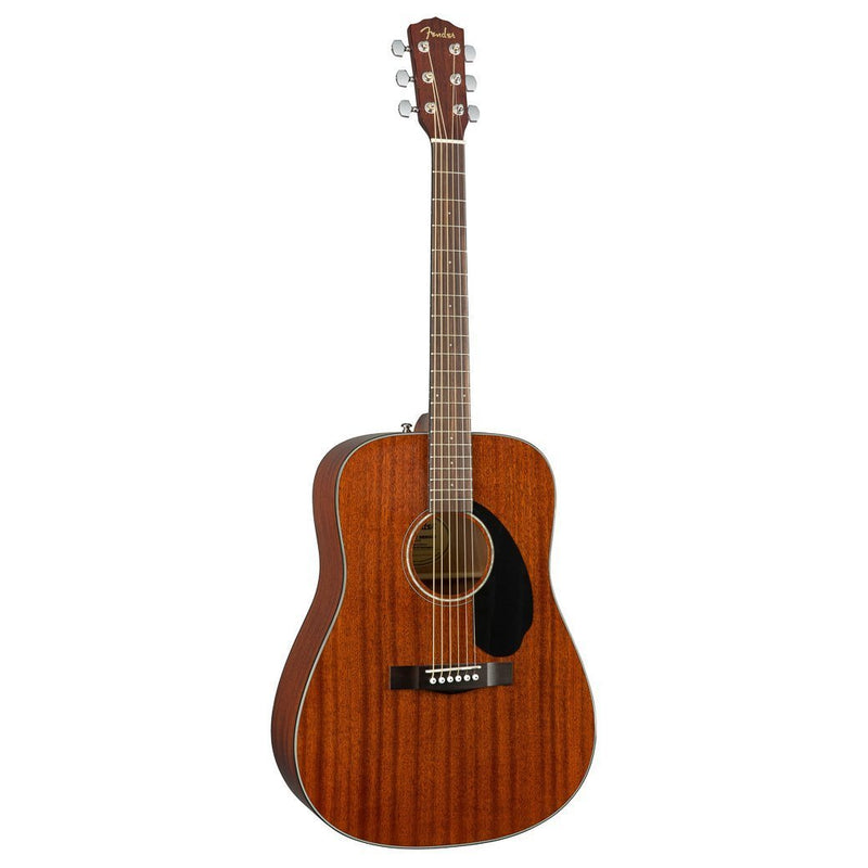 Fender CD-60S Mahogany Acoustic Dreadnought Guitar