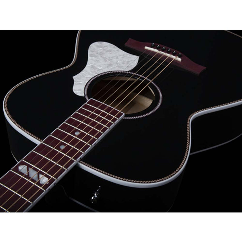 Seagull Artist Limited Edition Tuxedo Black Anthem EQ Acoustic Electric Guitar