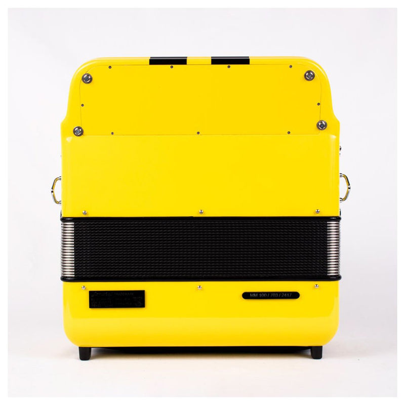 Sonola Pista Lux Accordion 5 Switches FBE Yellow with Black