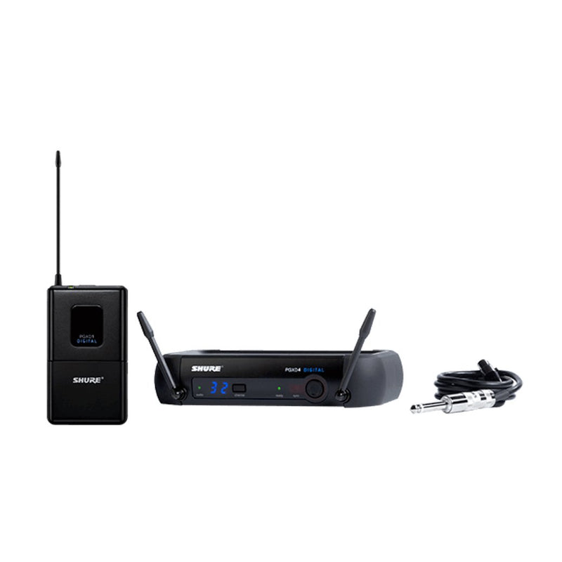 Shure PGXD14/BETA98H Digital Instrument Mic Wireless System