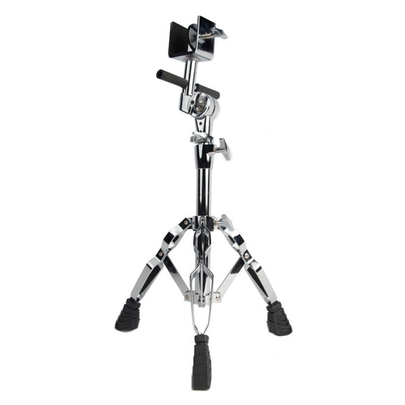 5D2 Bongo Nickel Plated Seated Stand - Short