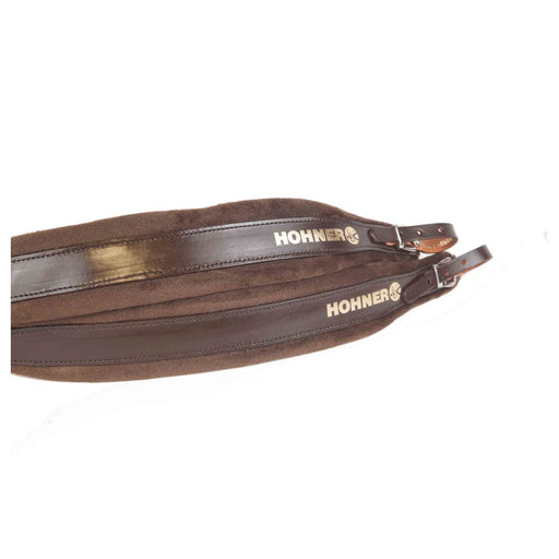 Hohner Accordion Straps Brown