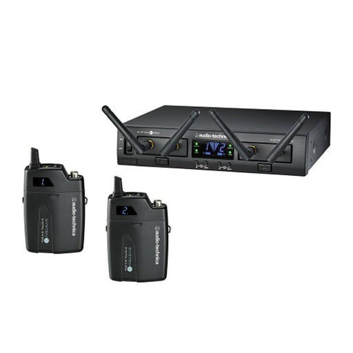 Audio Technica ATW-1311 System 10 Rack-Mount Digital Wireless System