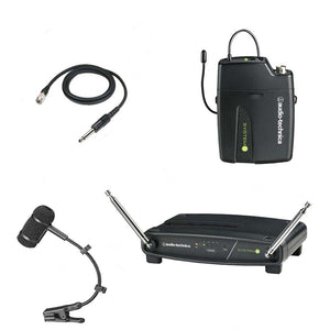 Audio Technica System 901 Transmitter and Bodypack with Pro 35cW